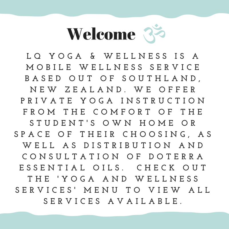 LQ Yoga & Wellness is a mobile wellness service, offering private yoga instruction from the comfort of your own home or space of your choosing. (4)